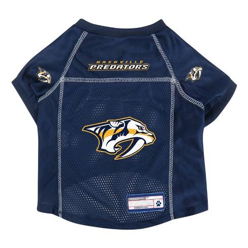 NHL Nashville Predators Pet Jersey - image 1 of 4