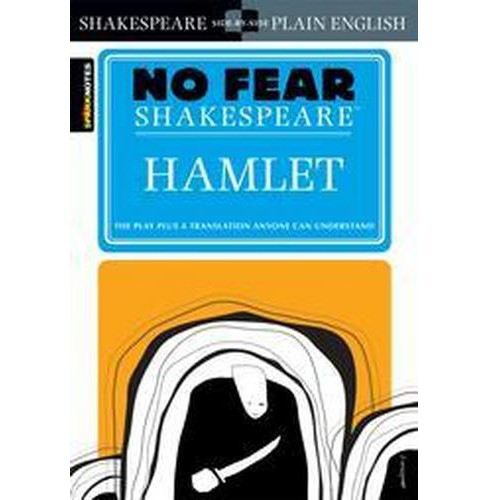 Sparknotes Hamlet (Paperback) (William Shakespeare) - image 1 of 1