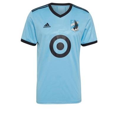 MLS Minnesota United FC Men's Blue Replica Jersey