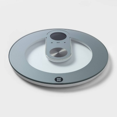 Round Glass Scale - Weight Watchers : Target