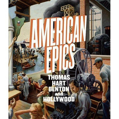 American Epics - by  Austen Barron Bailly (Hardcover) - image 1 of 1