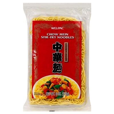 Wel Pac Chow Mein Stiry Fry Noodles - 6oz