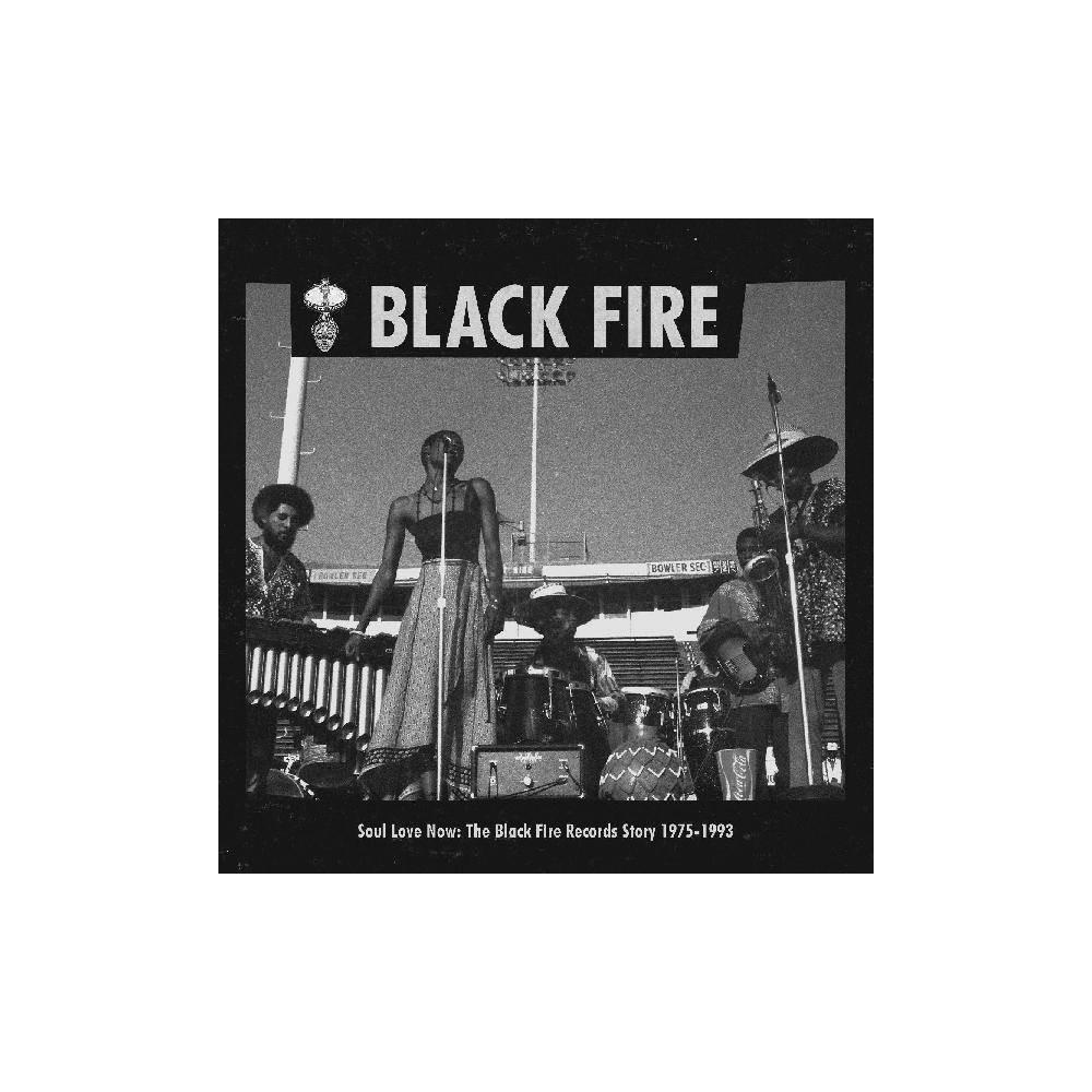Various Artists Soul Love Now The Black Fire Records St Vinyl