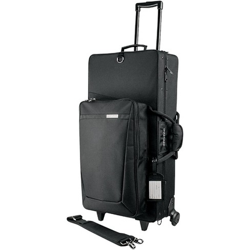 Protec PRO PAC Alto and Straight Soprano Saxophone Case with Wheels - image 1 of 4