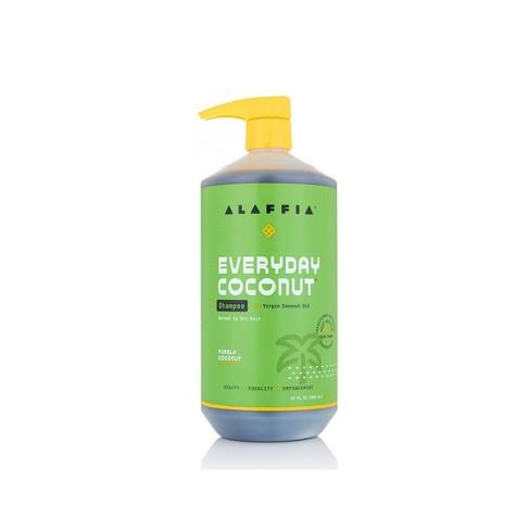 Alaffia Every Day Coconut Shampoo Purely - Coconut - 32oz - image 1 of 4