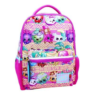 Shopkins 16\' Kids' Backpack - Pink