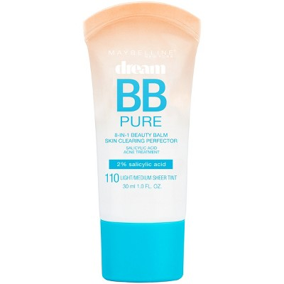 maybelline bb cream light