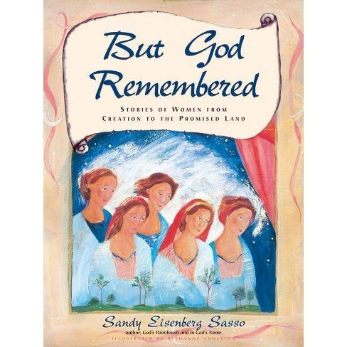 But God Remembered - by  Sandy Eisenberg Sasso (Paperback) - image 1 of 1
