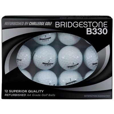 Bridgestone B330 Refurbished Golf Balls - 12pk