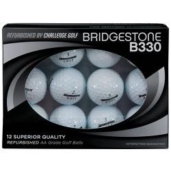 Bridgestone B330 Refurbished Golf Ball - 12pk