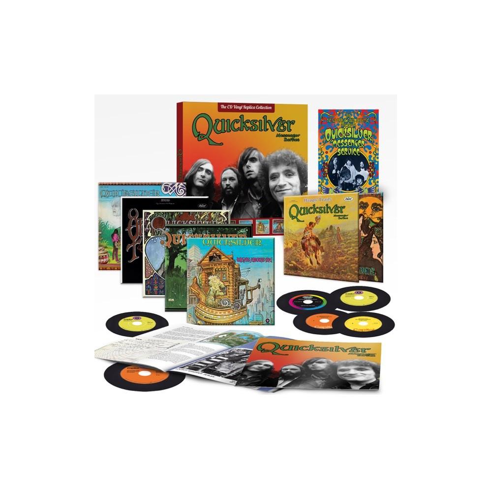Quicksilver Messenge - Vinyl Replica Collection (CD)