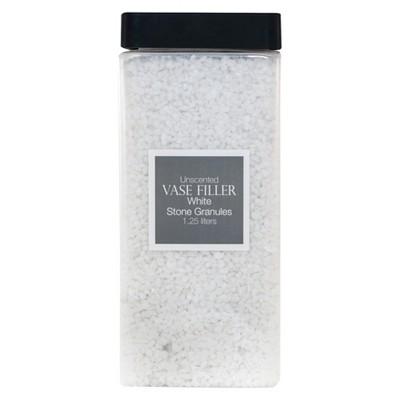 Stone Granules Vase Filler White 1.25L - Lloyd & Hannah
