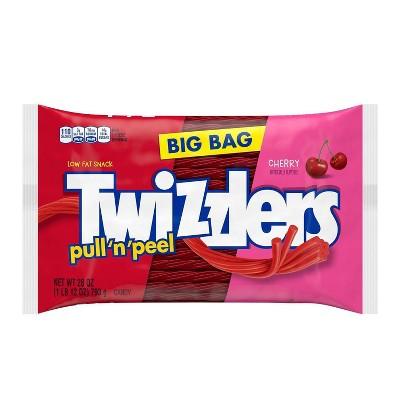 Twizzler Cherry Pull and Peel Big Bag - 28oz