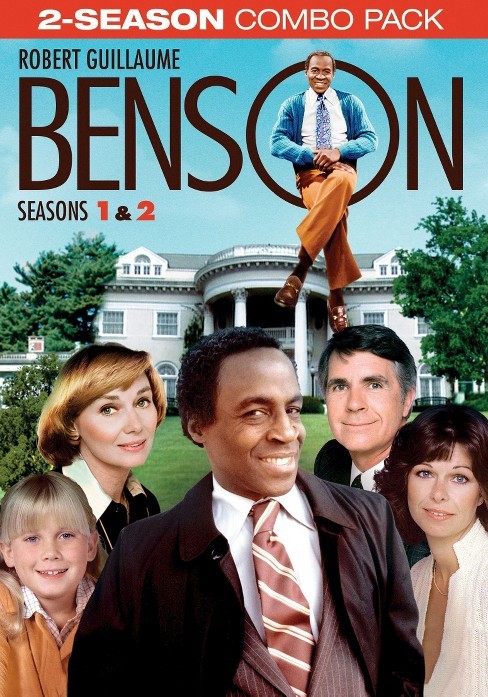 Benson: Seasons 1 & 2 [4 Discs] - image 1 of 1