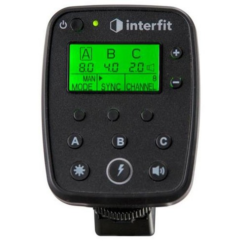 Interfit TTL-C Remote for Canon Camera - image 1 of 3