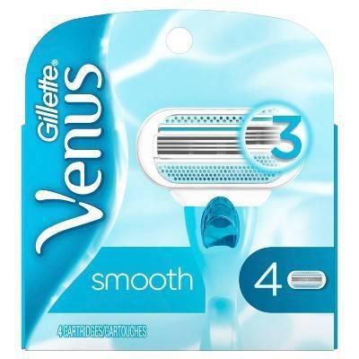 Razor Blades: Venus Close & Clean