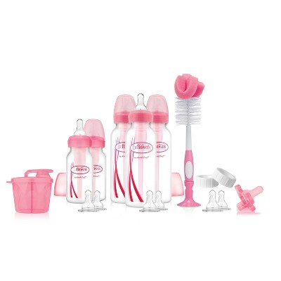 Dr. Brown's Options Gift Set - Pink