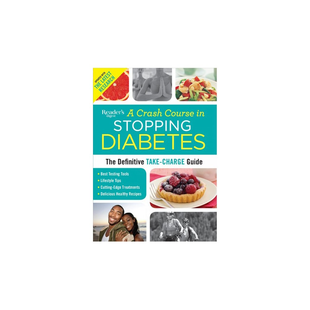 Crash Course in Stopping Diabetes (Paperback)