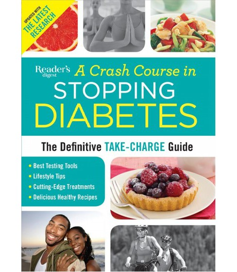 Crash Course in Stopping Diabetes (Paperback) - image 1 of 1