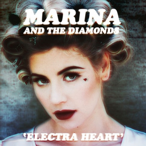 Marina and the diamo - Electra heart (Vinyl) - image 1 of 1