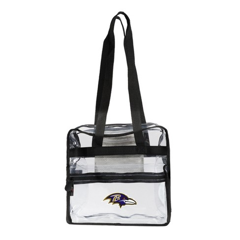 NFL Baltimore Ravens The Northwest Co. Clear Zone Stadium Tote - image 1 of 1
