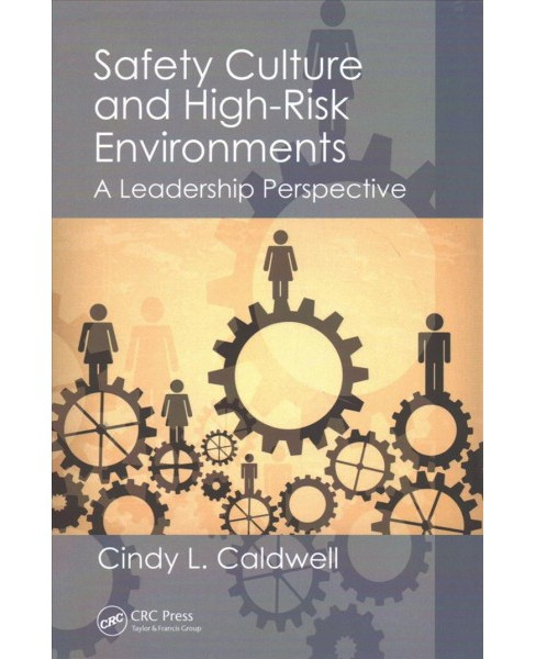 Safety Culture and High-Risk Environments : A Leadership Perspective -  by Cindy L. Caldwell (Paperback) - image 1 of 1