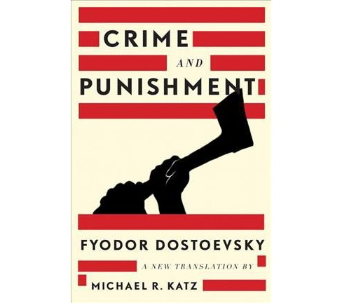 Crime and Punishment -  by Fyodor Dostoyevsky (Hardcover) - image 1 of 1