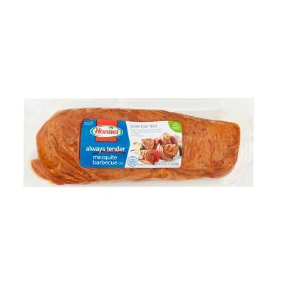 Hormel Always Tender Extra Lean Mesquite Barbecue Pork Center Cut Loin Filet - 27.2oz
