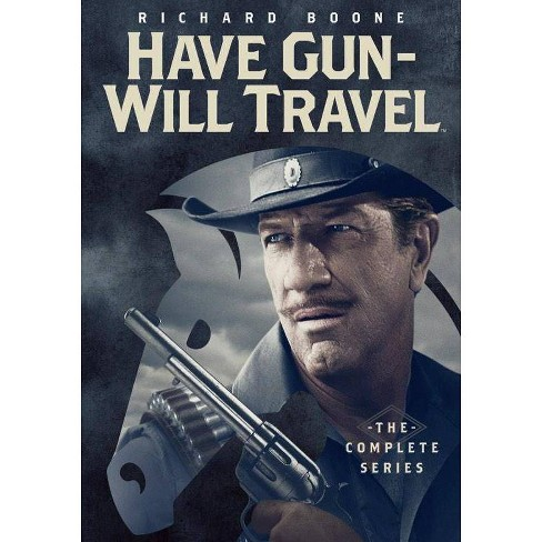 Have Gun Will Travel: The Complete Series (DVD) - image 1 of 1
