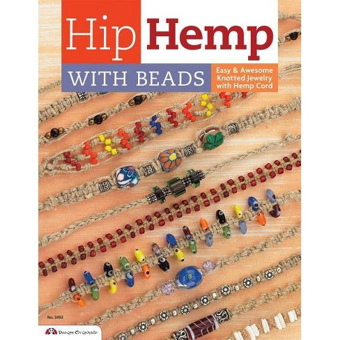 Hip Hemp with Beads - (Design Originals) by  Suzanne McNeill (Paperback) - image 1 of 1