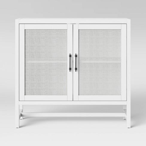 Warwick 2 Door Cabinet - Threshold™ - image 1 of 4