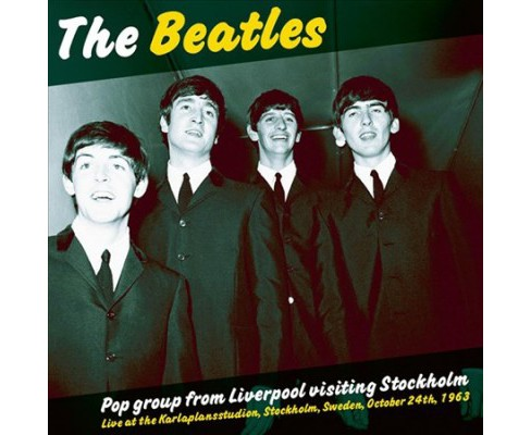 Beatles - Pop Group From Liverpool Visiting Sto (Vinyl) - image 1 of 1