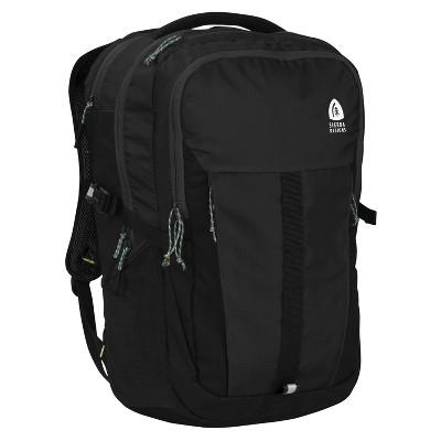 Sierra Designs 19.69'' Sonora Pass 25L Daypack - Black