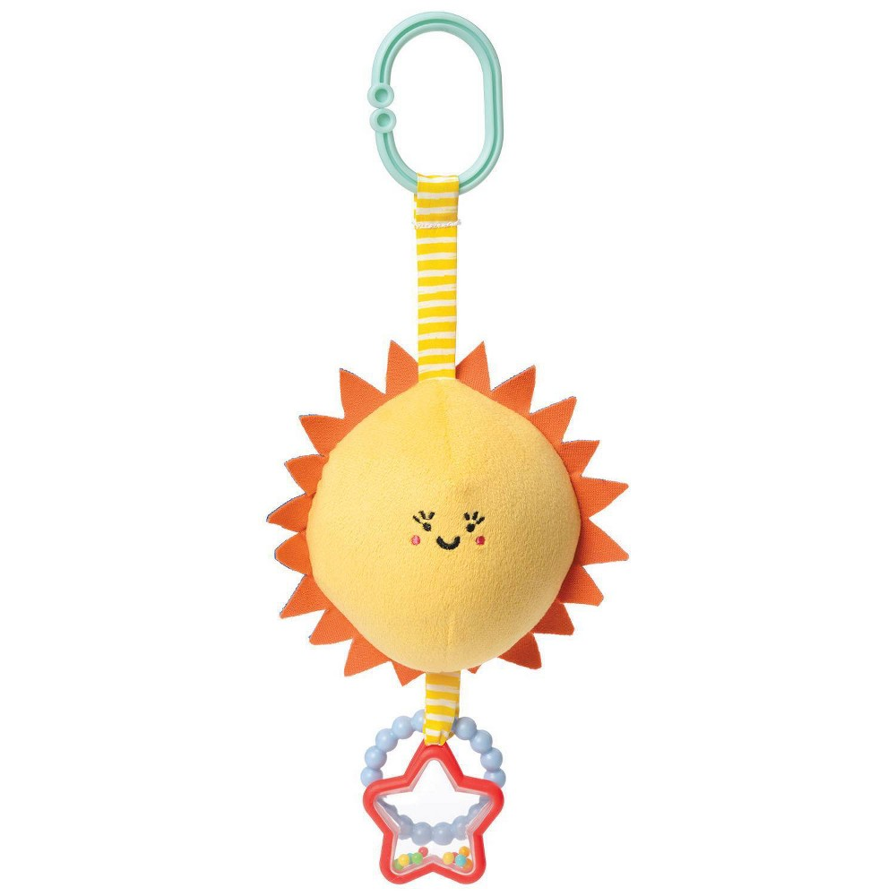 Manhattan Toy Sun and Moon Activity Toy