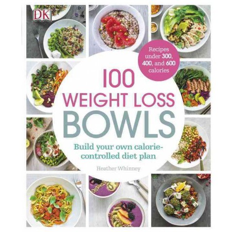 100 Weight Loss Bowls : Build Your Own Calorie-controlled Diet Plan (Paperback) (Heather Whinney) - image 1 of 1