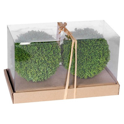 Ball In Box - Set of 2 - A&B Home