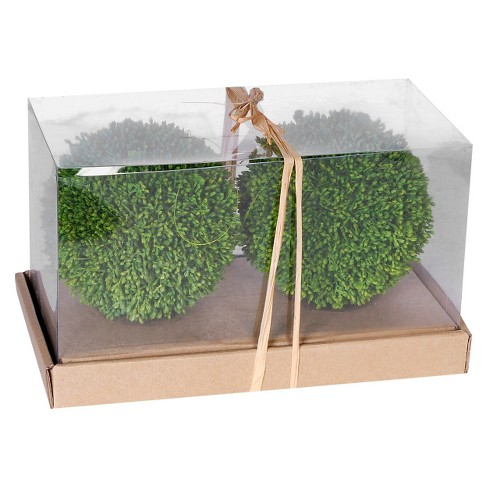 Ball In Box - Set of 2 - A&B Home - image 1 of 1