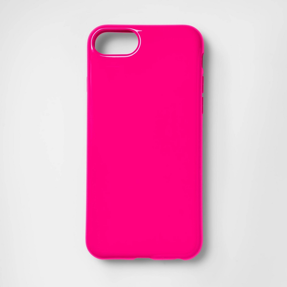 heyday Apple iPhone 8/7/6s/6 Hi Shine Case - Just Blush