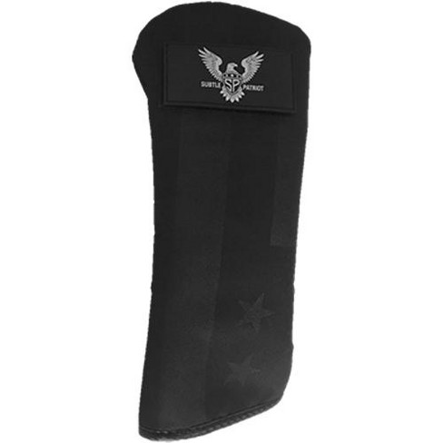 Subtle Patriot Covert Driver Cover With Patch Black - image 1 of 2