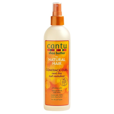 Cantu Shea Butter Comeback Curl Enhancer - 12oz - image 1 of 1