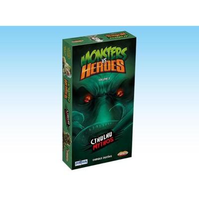 Monsters vs. Heroes - Vol. 2, Cthulhu Mythos Board Game
