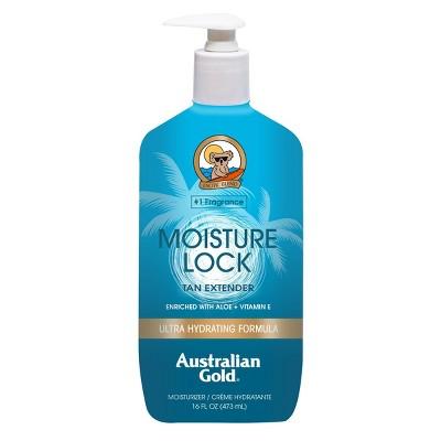 Australian Gold Moisture Lock Tan Extender Lotion - 16 fl oz