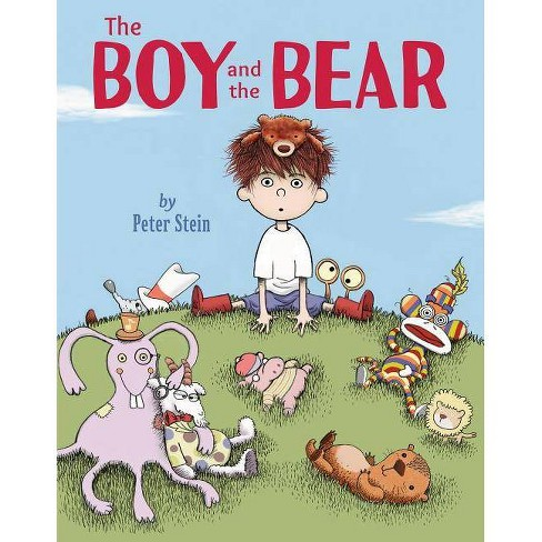The Boy and the Bear - by  Peter Stein (Hardcover) - image 1 of 1