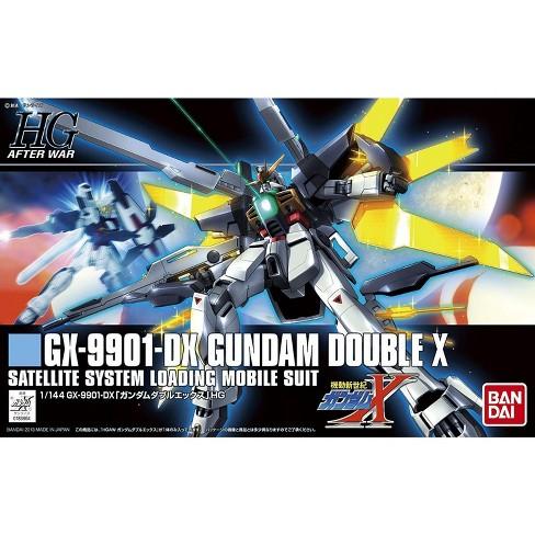 Bandai Hobby #163 HGAW Gundam Double X HG 1/144 Scale Model Kit - image 1 of 3