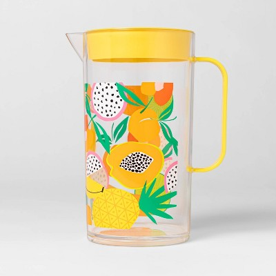 82oz Plastic Drink Pitcher - Sun Squad™