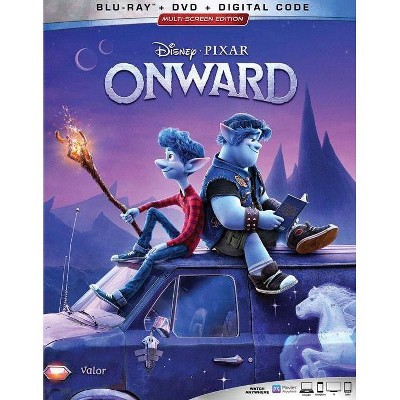 Onward (Blu-Ray + DVD + Digital)