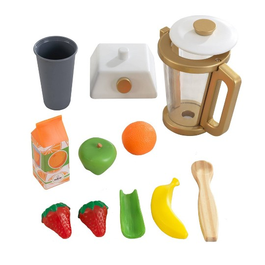 KidKraft Smoothie Set Modern Metallics image number null