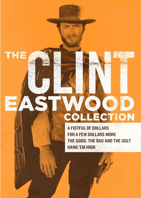 Clint Eastwood Collection [4 Discs] - image 1 of 1