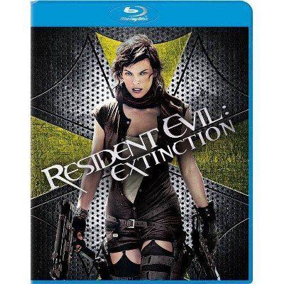 Resident Evil: Extinction (Blu-ray)(2017)