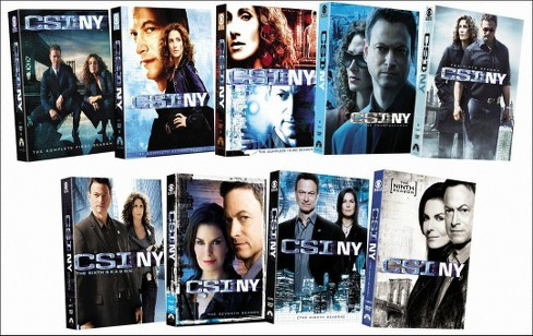 Csi:Ny complete series (DVD) - image 1 of 1